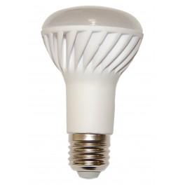 Keramická LED žiarovka E27 20x 5630 8W SMD EPISTAR, teplá biela