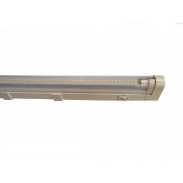 LED trubica T8 132×3528 8W 900mm biela