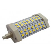 LED R7S -63x2835 9W SMD EPISTAR, teplá biela