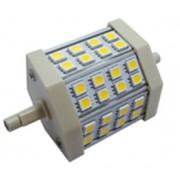 LED R7S -36×2835 5W SMD EPISTAR,teplá biela