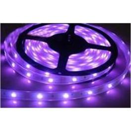 LED pásik 12W/1m, 12V, 5m, IP33, RGB