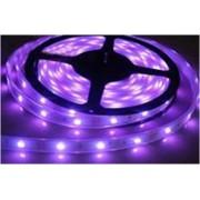 LED pásik 6W/1m, 12V, 5m, IP65, RGB,vodeodolný