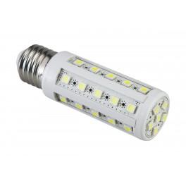 LED žiarovka E27 36×5050 6W SMD EPISTAR teplá bílá