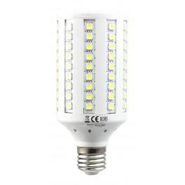 LED žiarovka E27 108×5050 18W SMD EPISTAR, teplá biela