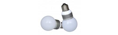 Klasické vypuklé LED žiarovky